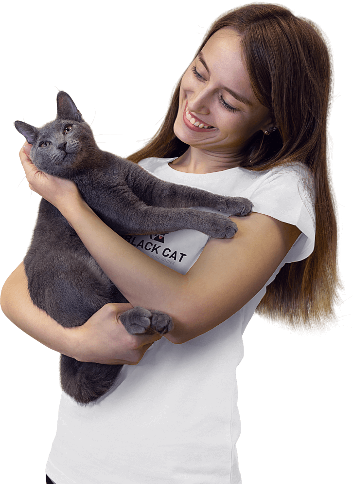 Компания Черный Кот оказывает услуги по передержке кошек
